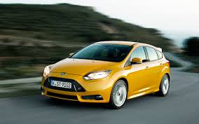 ford focus st yellow 2013 ford focus st drive motor trend