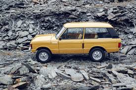 range rover back range rover classic reborn the rangie u0027s back from the dead by car