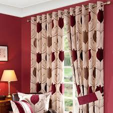 Curtains Printed Designs Printed Curtain In Modern Design For Window Trendyoutlook