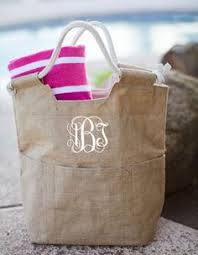 monogrammable items because you can never many monogrammed tote bags