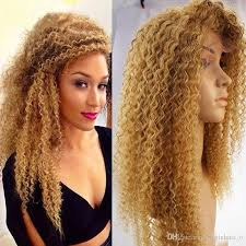 Light Strawberry Blonde Hair Cheap Honey Blonde Brazilian Full Lace Human Hair Wigs For Black