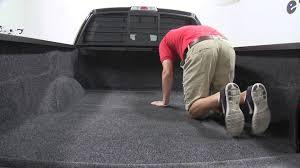 Best Truck Bed Liner Installation Of The Bedrug Custom Truck Bed Liner On A 2013 Ford F