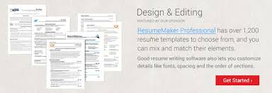 Winway Resume Deluxe The Best Resume Writing Software Top Ten Reviews