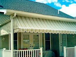Roll Up Window Awnings Window And Porch Awnings U203a Photogalleries U203a Canvas Specialties