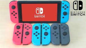 nintendo switch best joy con controller color combination youtube