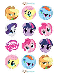 best 25 my pony cupcakes ideas on my