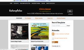 bloggger templates for blogspot free download sites