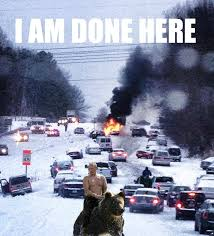 Funny Snow Meme - nc snow meme attack on glenwood ave wral com