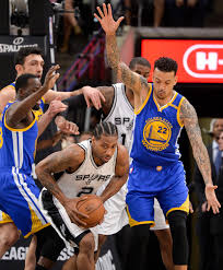 How Much Does Matt Barnes Make Warriors Take Stranglehold On West U0027s Top Seed By Beating Spurs