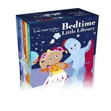 bedtime library night garden andrew davenport