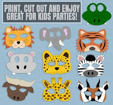 lion mask craft best 25 animal masks ideas on paper plate masks