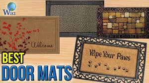 Don Aslett Doormat 10 Best Door Mats 2017 Youtube