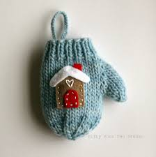 fifty four ten studio time to knit christmas ornament presents