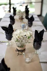 Beautiful Table Settings Green And Brown Best 20 Black Napkins Ideas On Pinterest Green Cutlery Set