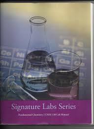 fundamental chemistry lab man cengage learning michael stranz