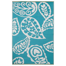 Outdoor Throw Rugs by Area Rug Aqua Roselawnlutheran