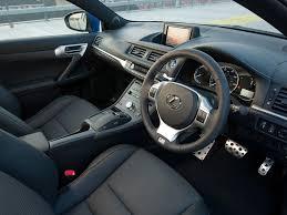 lexus uk ct200h interior lexus ct 200h f sport uk spec u00272011 u201314