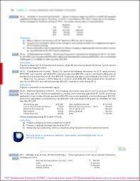 Income Statement Template Pdf instructions prepare a statement of comprehensive income using the