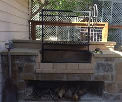 Backyard Grill Houston Tx by Texas Oven Co Argentinian Grill Texas Oven Co