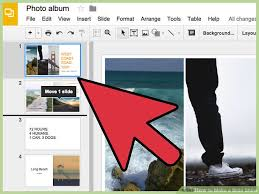 Making A Photo Album 4 Ways To Make A Slide Show Wikihow