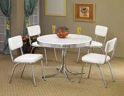 retro kitchen table and chairs set delightful design retro dining table impressive inspiration retro
