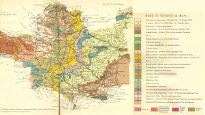 Somerset England Map Geology Of The Central South Coast Of England Introduction And Maps