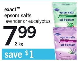 Bulk Barn Leaside Epsom Salts On Sale Salewhale Ca