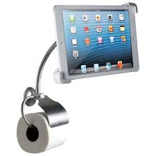 cta digital tablet wall mount bathroom stand pad wbs bathroom