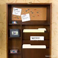 Convertible Desk Furnituremaxx Wood Wall Mount Fold Out Convertible Desk Walnut