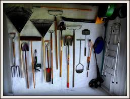how to hang tools in shed how to hang garden tools in shed garden inspiration