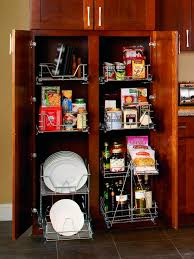 Kitchen Pantry Cabinets Design Beautiful Gorgeous Black Astounding Lowes Pantry Cabinets