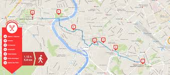 Map Of Metro In Rome by Route Holy Year 2015 Of Rome Papal Way Port Mobility Civitavecchia