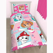 Harry Corry Duvet Covers Paw Patrol Stars Reversible Duvet Set Harry Corry Limited