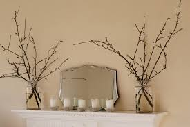 twig home decor decorating with nature in the winter indie fixx