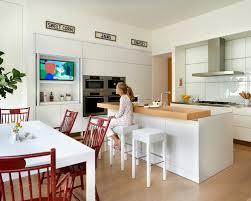 kitchen tv ideas kitchen tv vintage tv in kitchen ideas fresh home design