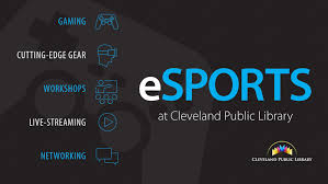 Ohio Library For The Blind Esports U2013 Cleveland Public Library