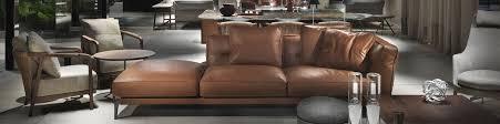 The Best Leather Sofas Flexform Italian Leather Sofas Are Realized With The Best Leather