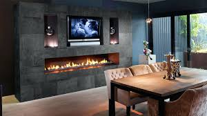 lovely in wall fireplace suzannawinter com