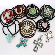 necklace pendants wholesale images Magnetic jewelry wholesale western theme jewelry rhinestone jpg