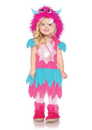 Monsters Inc Halloween by Amazon Com Sweetheart Monster Child Costume Toys U0026 Games