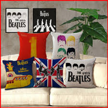 The Beatles Bed Set Beatles Pillow Cases Beatles Pillow Cases For Sale