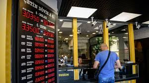 bureau de changes turquie bourse et livre turque se renforcent après le référendum