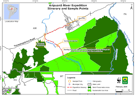 Amazon River On World Map by Ecotourism Could Help The Amazon Reduce Deforestation And Handle