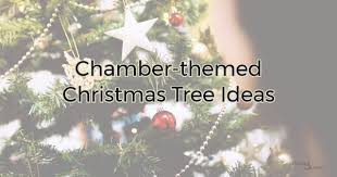 themed christmas chamber themed christmas tree ideas frank j kenny s chamber