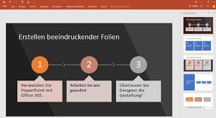 design folien informationen zu powerpoint designer office support
