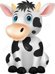 cute baby cow clipart clipartxtras