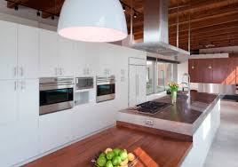 modern kitchen countertop ideas sleek stainless steel countertop ideas guide home remodeling