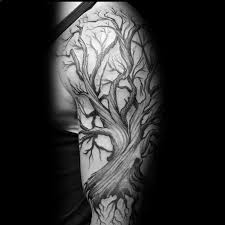 60 cool tree tattoos for nature inspired ink design ideas