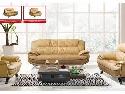 Single Sofa Designs For Drawing Room Living Room 54 Serene Brown Fabric Pad As Wells As Wood