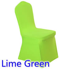 green chair covers spandex chair cover lime green colour flat front amazing
